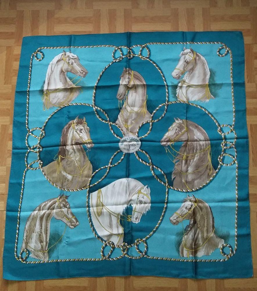 Grand foulard Hermès  250 Limoges (87)