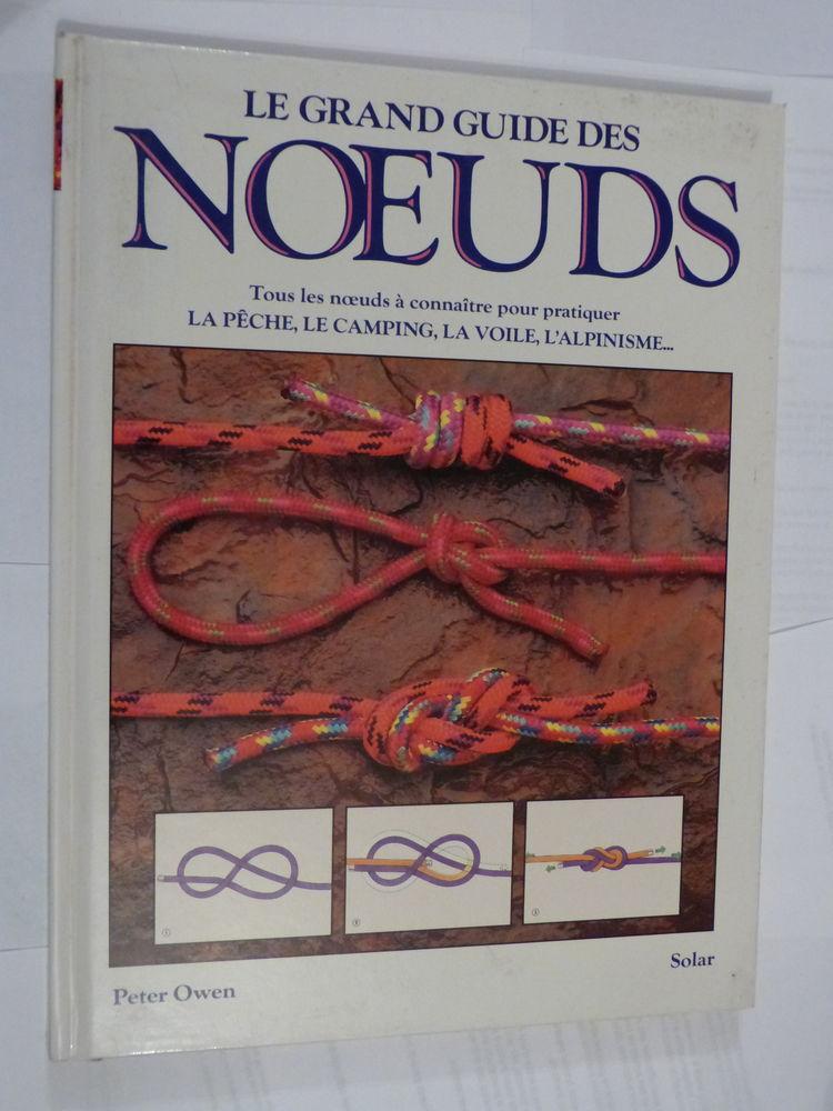 LE GRAND GUIDE DES NOEUDS 10 Brest (29)