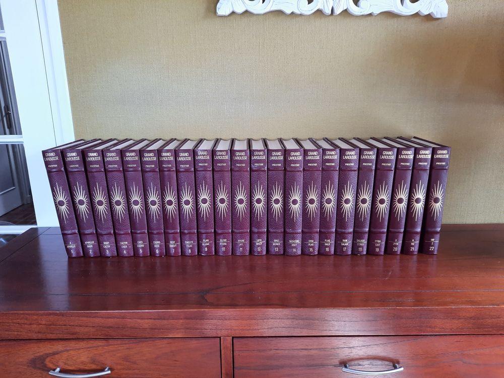Grand Larousse encyclopédique Editions prestige en 22 volume 50 Estos (64)