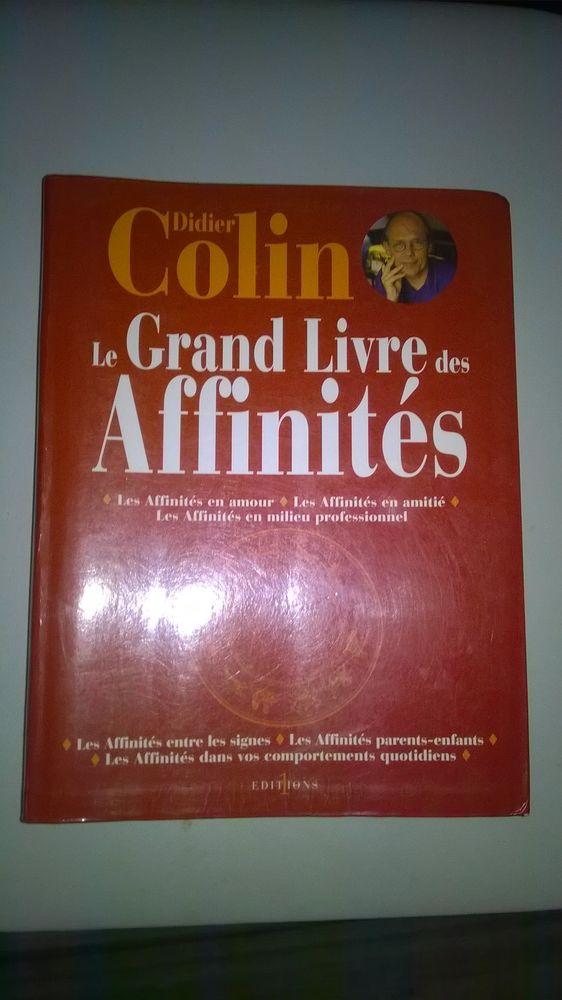 LE GRAND LIVRE DES AFFINITÉS Didier Colin 18 Talange (57)
