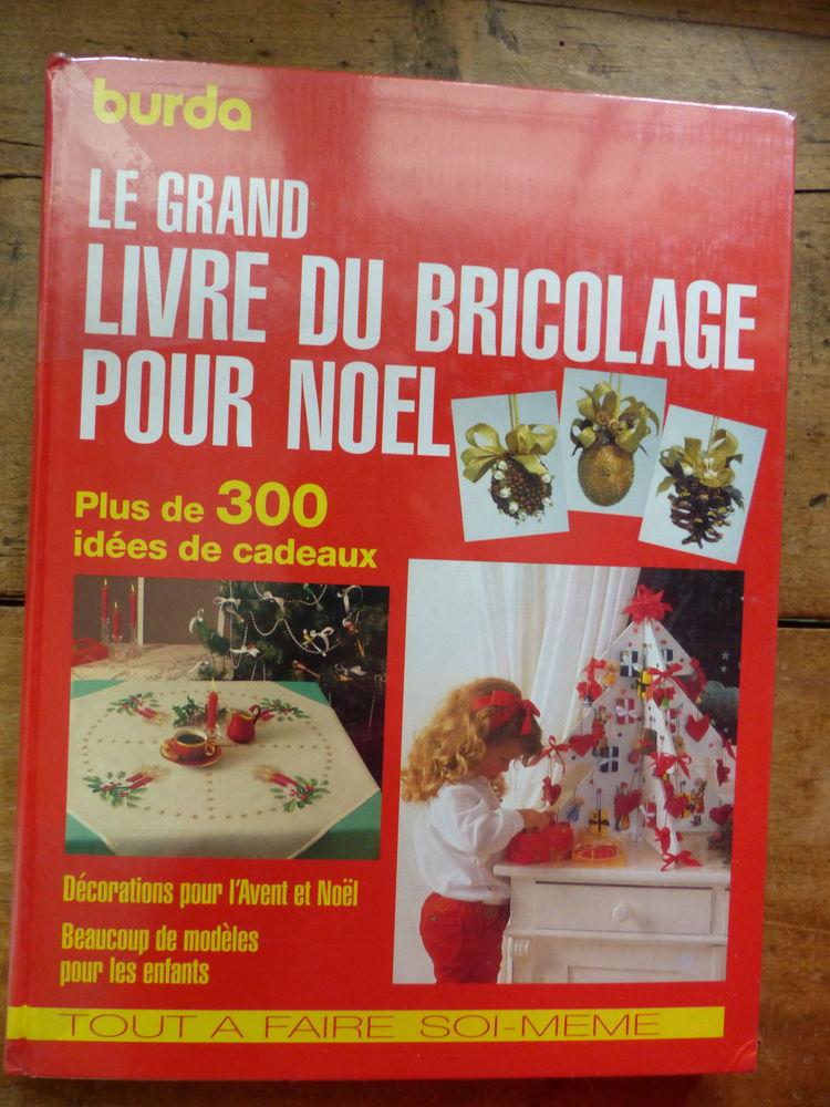 LE GRAND LIVRE DU BRICOLAGE POUR NOEL   couverture rigide 10 Roclincourt (62)