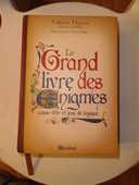 Le Grand Livre des Énigmes  (NEUF) 10 Caen (14)