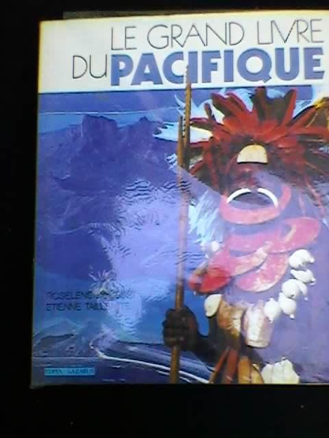 le grand livre du pacifique 30 Chambéry (73)