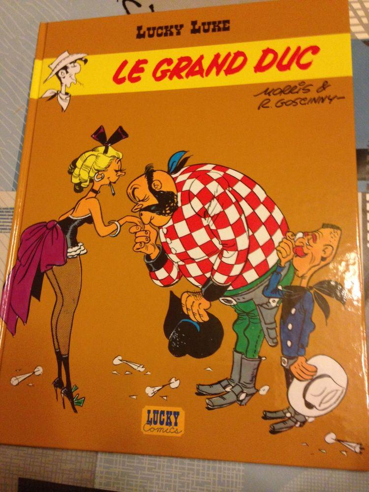 Bd le grand duc lucky luke 8 Strasbourg (67)