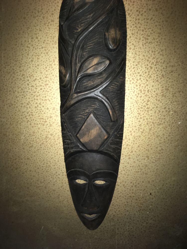 grand masque africain 25 Paris 19 (75)