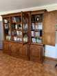 Grand meuble en chêne massif : bibliothèque et rangement. Meubles