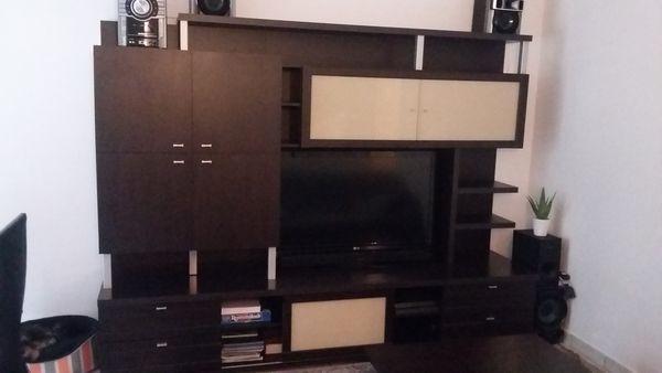 grand meuble tv pas cher maison design. Black Bedroom Furniture Sets. Home Design Ideas