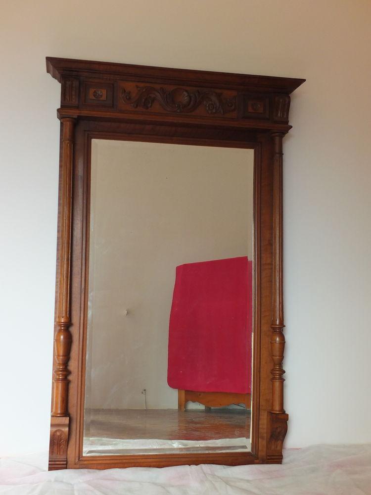Audacieux Achetez grand miroir ancien occasion, annonce vente à Ganties (31 SX-11
