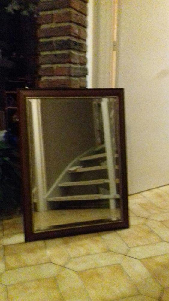 Achetez grand miroir encad occasion annonce vente for Recherche grand miroir