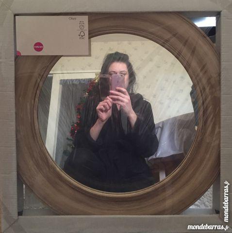 Achetez grand miroir rond occasion annonce vente rueil for Recherche grand miroir
