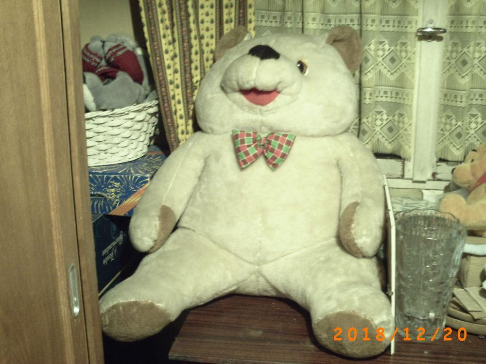 grand ours peluche non utilisé hauteur 65 cm assis 5 Noisy-le-Grand (93)