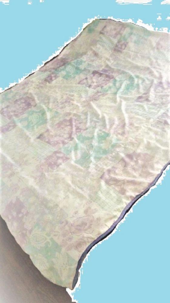 Grand plaid patchwork pastel 160 x 200 cm 4 Paris 14 (75)