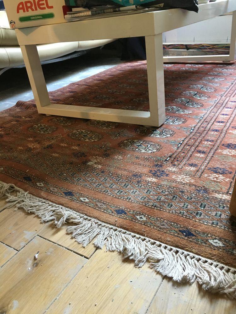 grand tapis indien Décoration