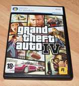 Grand Theft auto IV. GTA 4 sur PC.  Etat neuf.  10 Gujan-Mestras (33)