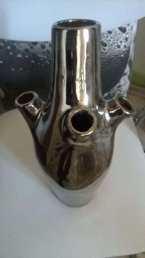 Grand vase argente Design  25 Talange (57)