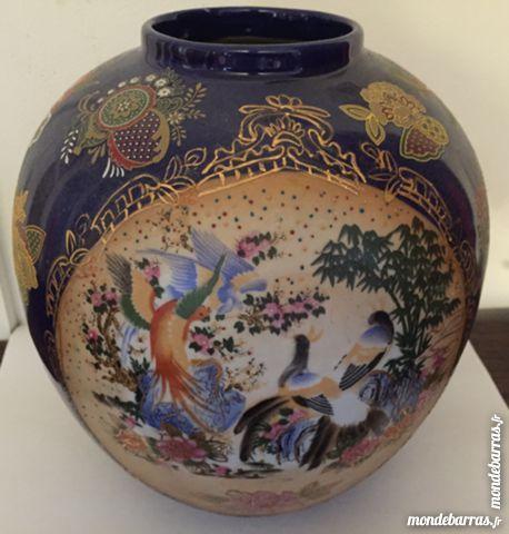 Grand Vase chinois en céramique 20 Ris-Orangis (91)