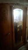 grande armoire avec miroir 50 Plabennec (29)