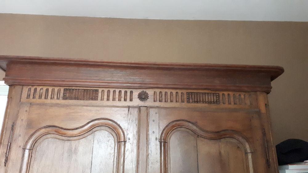 Grande armoire en chêne  500 Fontenay-sous-Bois (94)