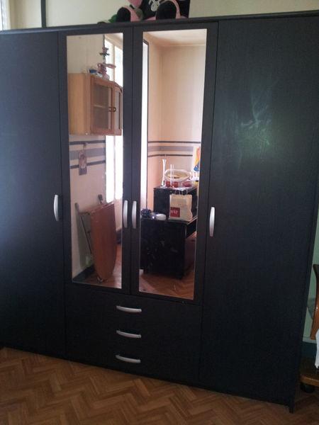 Achetez grande armoire 4 quasi neuf annonce vente for Meubles scandinaves palaiseau