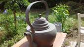grande bouilloire ancienne en cuivre 35 euros 35 Cavalaire-sur-Mer (83)