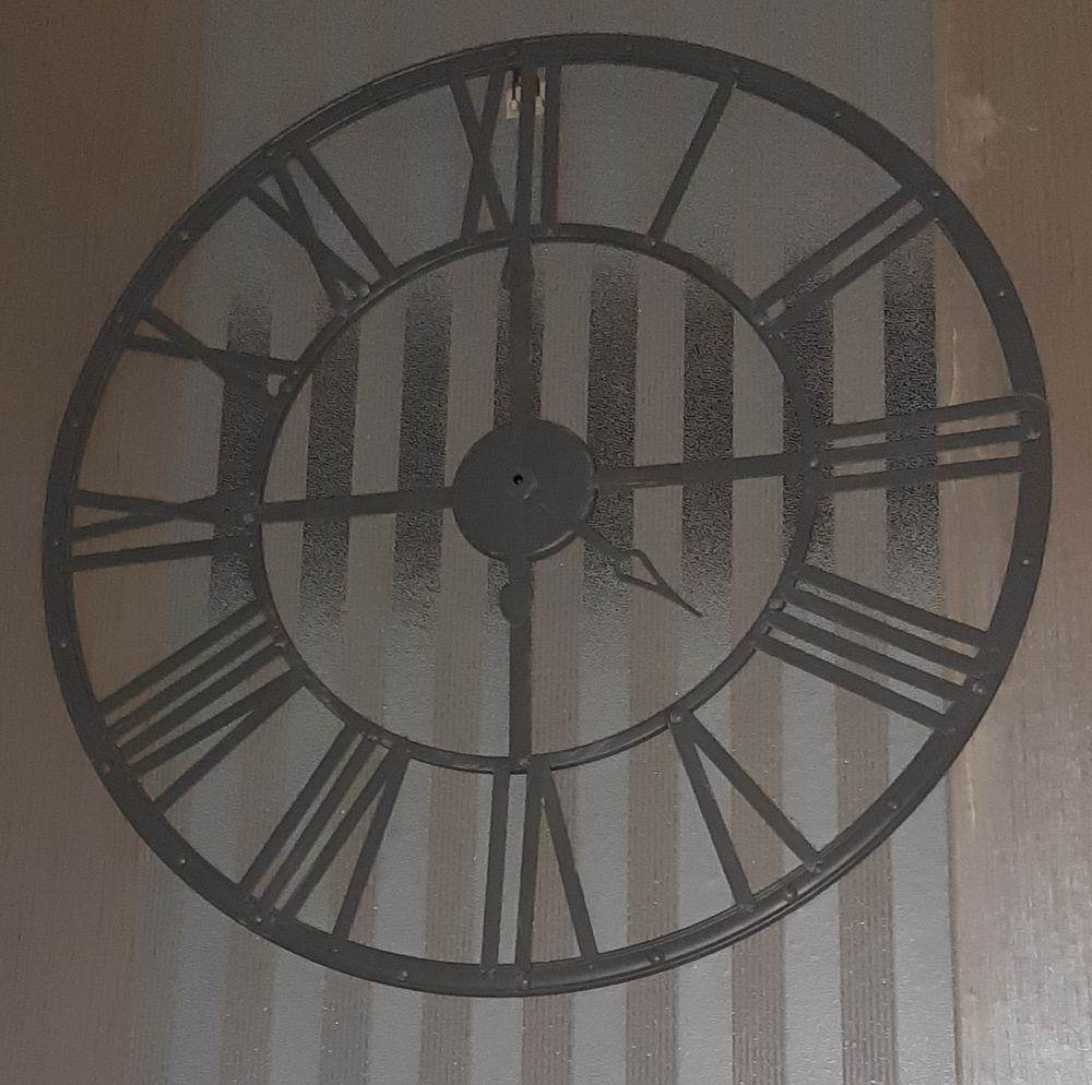 grande horloge  0 Firminy (42)
