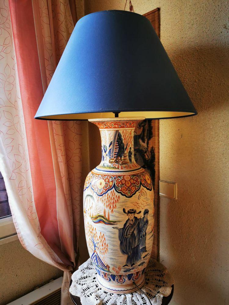 grande lampe avec abat jour 35 Cléguer (56)