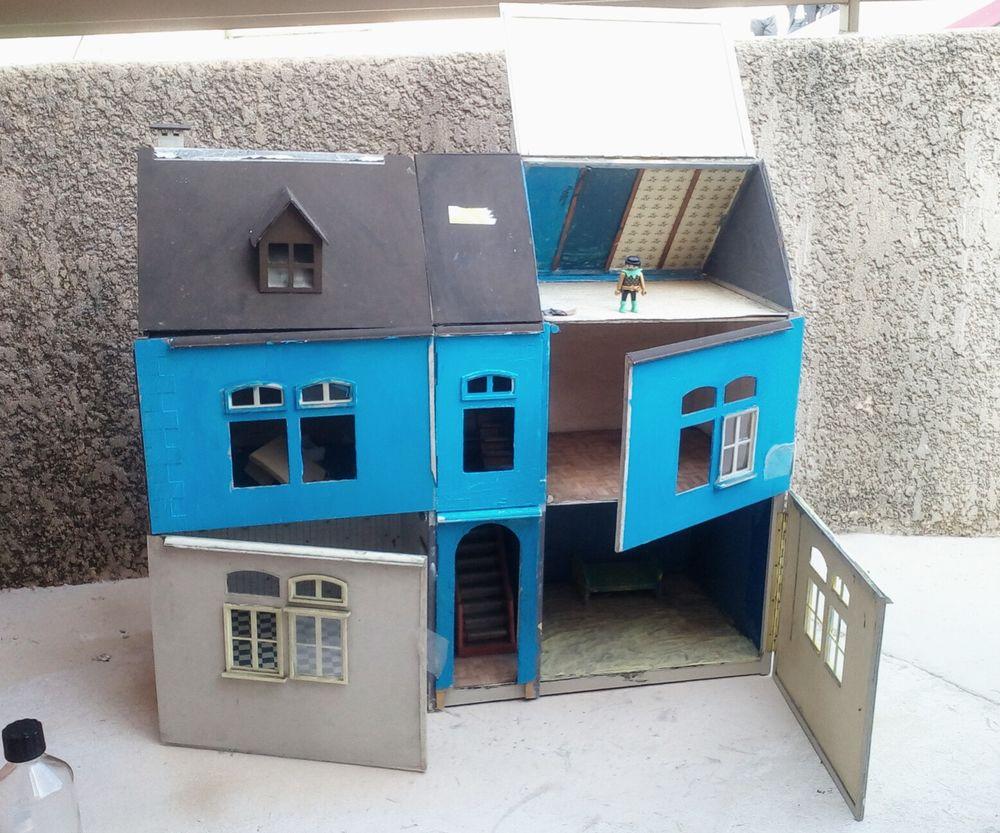 Grande maison en bois 120 St Cesaire (30)