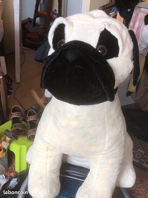 Grande peluche chien 30 Ivry-sur-Seine (94)