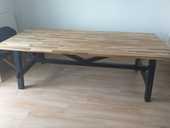 Grande table en acacia 300 Montpellier (34)