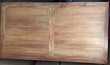 Grande Table Basse rectangulaire bambou et bois Meubles
