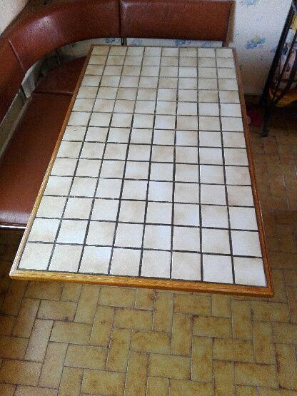 Grande table carrelée  30 Brassac-les-Mines (63)
