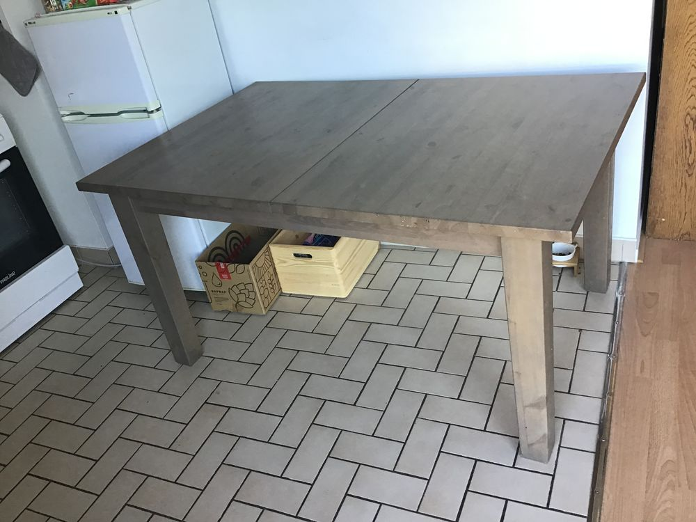 grande table de cuisine extensible 150 Houilles (78)
