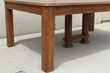 Grande table familiale de 2 mètres à 3,4 mètres en chêne Meubles