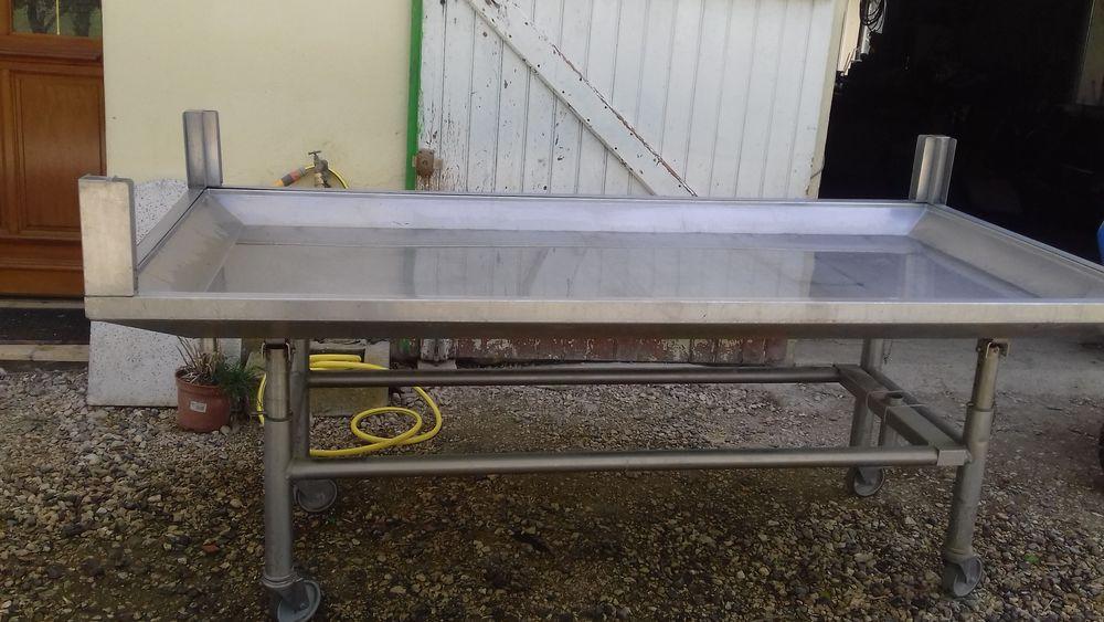 Grande  Table inox  250 Auch (32)