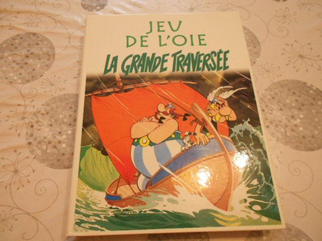jeu de l oie la grande traversée asterix 22 Saint-Donat-sur-l'Herbasse (26)