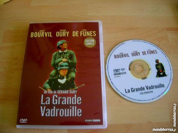 DVD LA GRANDE VADROUILLE - Bourvil/De Funès DVD et blu-ray
