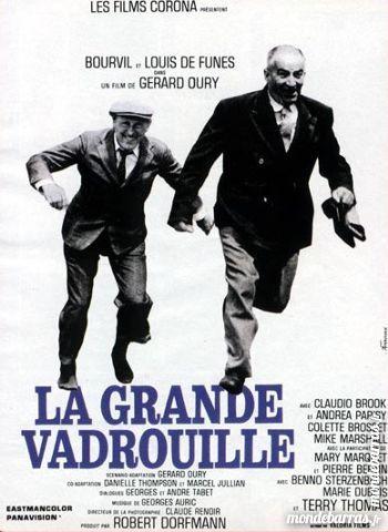 K7 Vhs: La Grande Vadrouille (247) DVD et blu-ray
