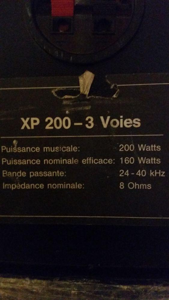 GRANDES ENCEINTES 30 Waziers (59)