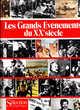 ?631 LES GRANDS EVENEMENTS DU XXE SIECLE Les Grands Eveneme