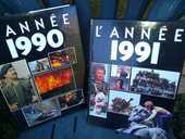 grands livres des années 1990/1991 6 Auxonne (21)