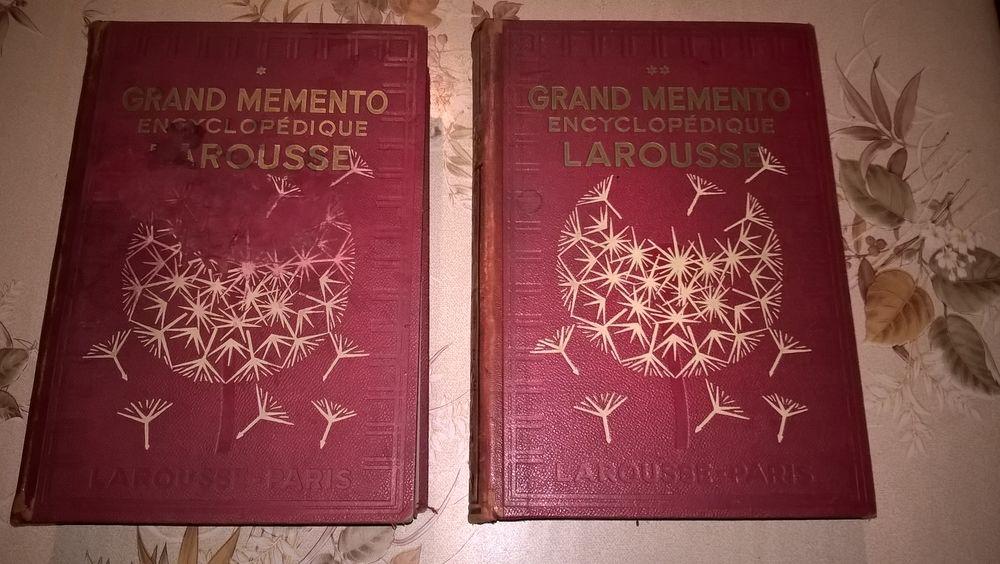 GRANDS MÉMENTOS ENCYCLOPÉDIQUES LAROUSSE 1936/1937. 20 Flers-en-Escrebieux (59)