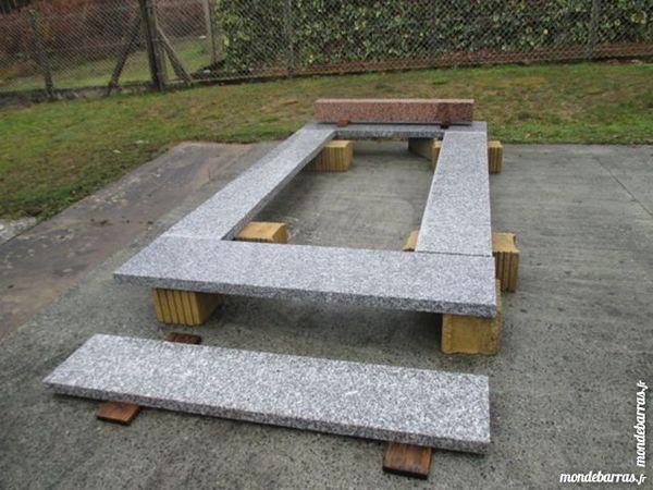 granit pour cimetière 1200 Saint-Yrieix-la-Perche (87)