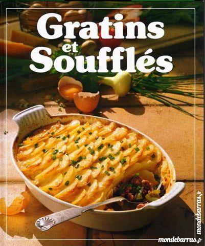 GRATINS - cuisine - SOUFFLÉS 9 Laon (02)
