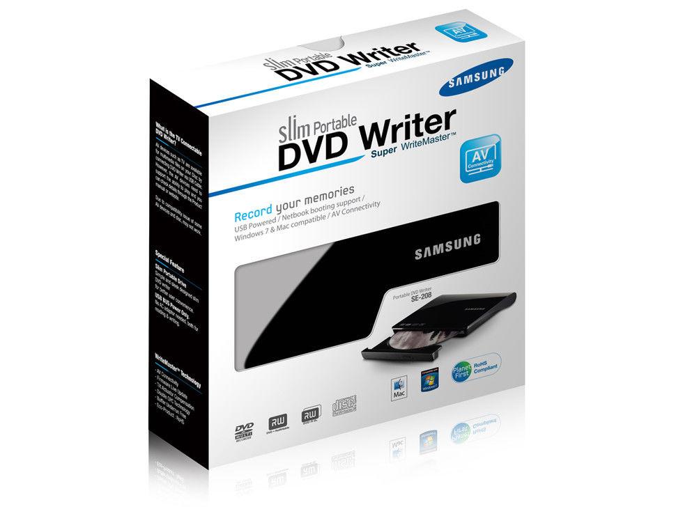Graveur DVD externe USB 2.0 Noir - Samsung 19 Milhaud (30)
