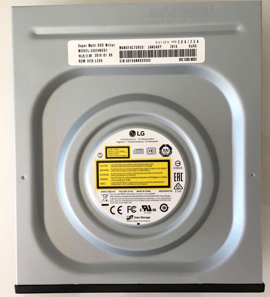 Graveur DVD interne compatible M-Disc - SATA