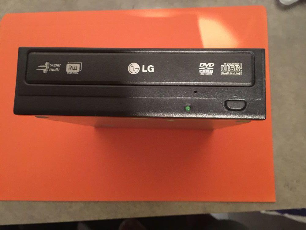 Graveur et lecteur DVD LG GSA-4167B (noir, oem) 20 Chemillé (49)