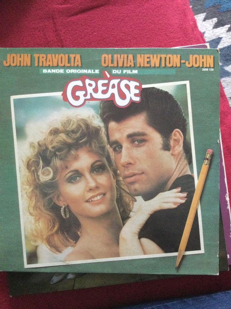 Grease CD et vinyles