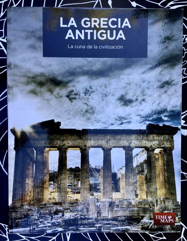 La Grecia antigua,la cuna de la civilización;Beau livre neuf 15 L'Isle-Jourdain (32)