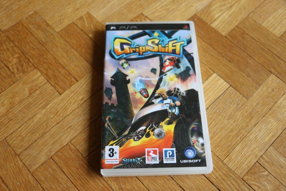 Jeu PSP GriftShift (AS) 8 Tours (37)