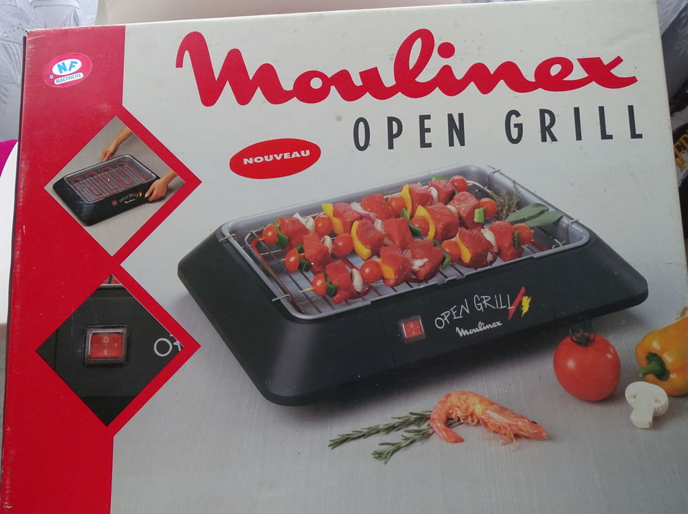 GRILL MOULINEX  NEUF 25 Crespin (59)